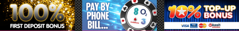 Online Casino Telefon Bill