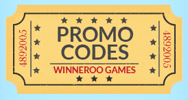 Winneroo Promo Codes