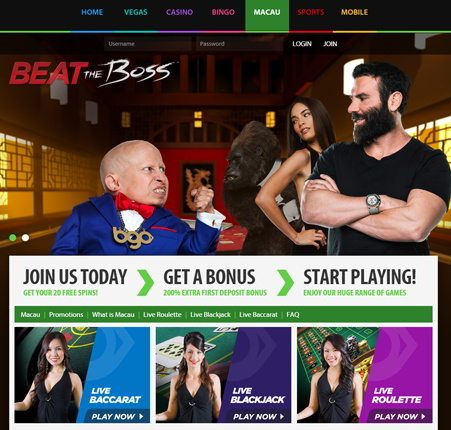 Play the Best Casino Games with Real Dealers
