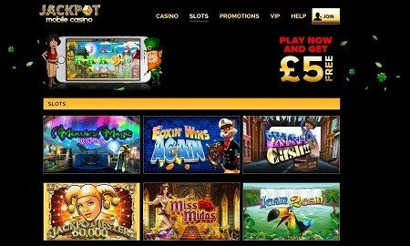 Get Fun From Mobile Casino