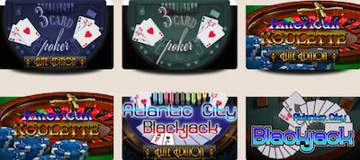 Casino Dukes Roulette and Blackjack