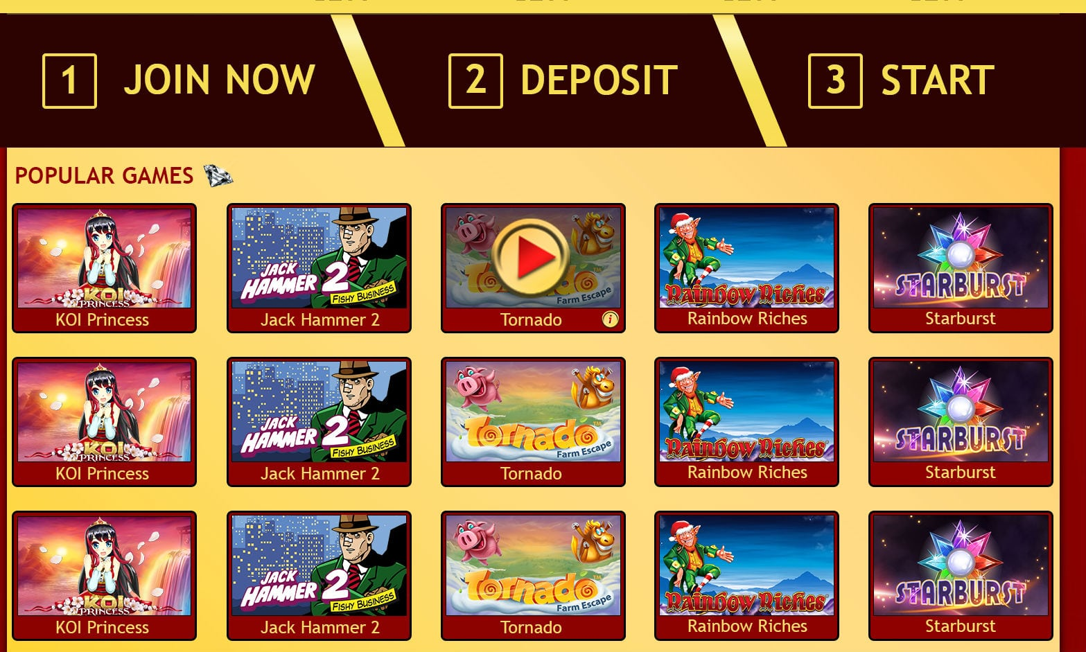 Other Casino Games - FAQ