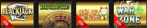 Elite Mobile Casino - HD Slot lan Roulette