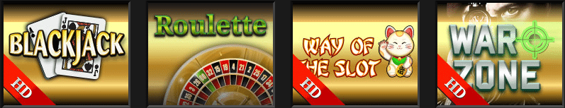 Elite Mobile Casino - HD Slots og Roulette