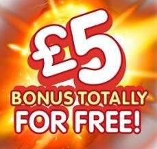 PocketWin £5 Free Casino
