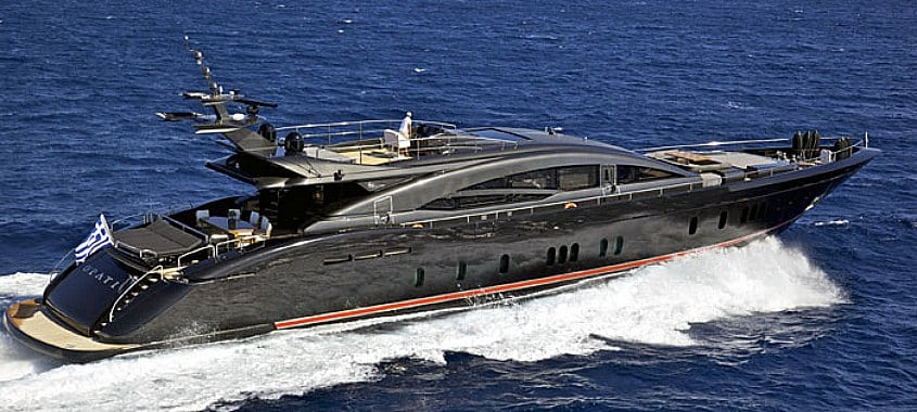 winners luxury yacht charter