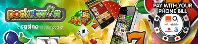 Pocket Win SMS Casino