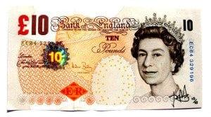 10-Pfund-Note
