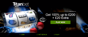 titanbet mobile casino promo offer