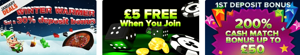 CoinFalls 2015 Casino Promotions