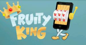 賭場存款與比爾電話 |水果王移動娛樂場 | 獲得£5 +  £225免費