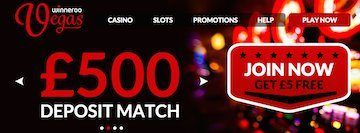 Winneroo Vegas Casino Review