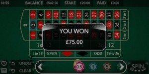 Winneroo Vegas Free Roulette Bonus