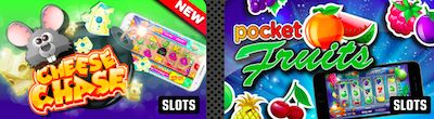 PocketWin Mobile Slots Games