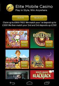 Free Mobile Slots Bonus