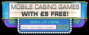 £5 Free NO Deposit Bonus